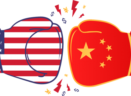 US China AUD CNY USD