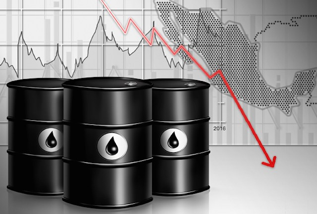 Oil production cuts