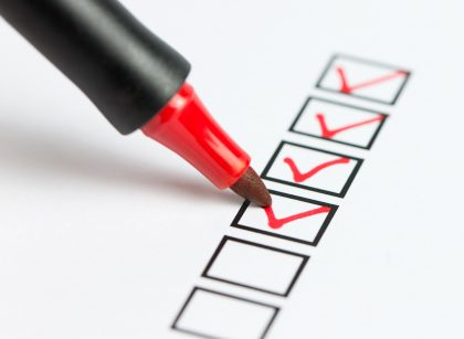 Futures Trading Checklist