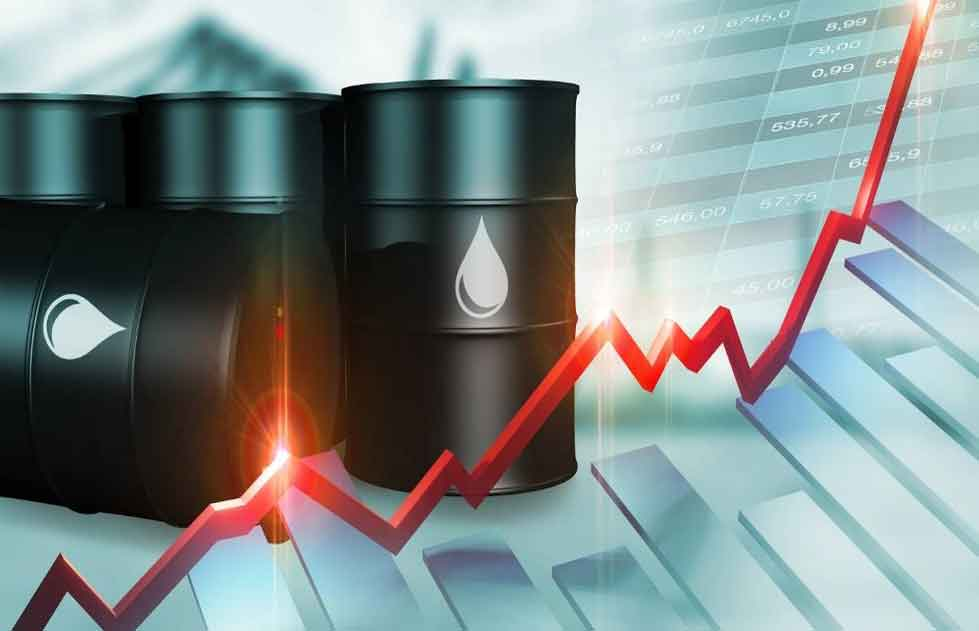 Crude oil and futures trading