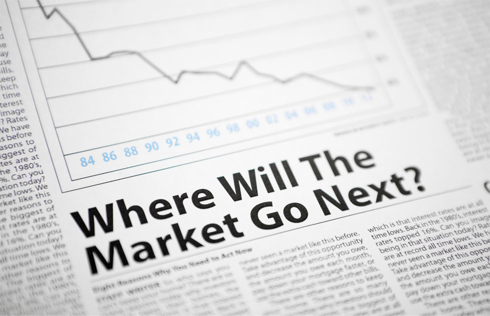Volatility and the art of where will the market go next