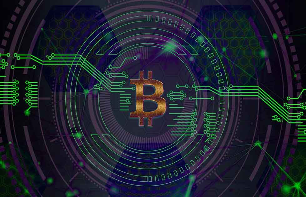 Bitcoin cryptography and blockchain